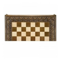 Доска шахматная резная
