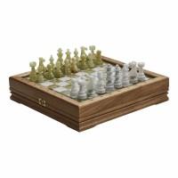 Шахматы каменные Европейские 34х34 см (2,75
