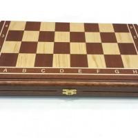 Шахматная доска махагон 40