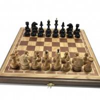 Шахматы Лидер дуб