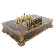 Шахматы в ларце «Рыбки»