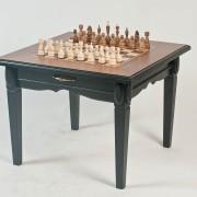 Шахматный стол  с фигурами «Престиж»