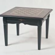 Шахматный стол  с фигурами «Престиж Люкс»