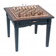 Шахматный стол  с фигурами «Консул»